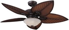 Buy the Emerson Distressed Bronze Direct. Shop for the Emerson Distressed Bronze Cabrillo Cove Tommy Bahama Indoor/Outdoor Ceiling Fan with Remote Control and 2 Sets of Blades and save. Fan Price, Emerson Ceiling Fan, Ceiling, Joss And Main, Shop Lighting, Tommy Bahama, Bronze, British Colonial Decor, Glass Lighting