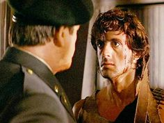 Col Trautman First Blood - Bing images Outlander Book 2, Outlander Season 2, Outlander 2016, Silvestre Stallone, Honeymoon In Scotland, John Rambo, Demolition Man, First Blood, Dragonfly In Amber