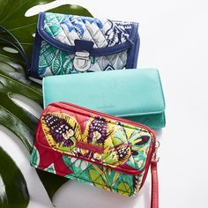 The prettiest wallets and wristlets for Mother's Day.