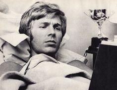 Scott Walker with his 'Top Male' trophy