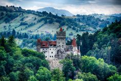 The legendary #Dracula #castle in #Romania is waiting for you. Find out its secrets and explore the fascinating Bran Castle on a private day #trip.