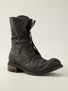 A DICIANNOVEVENTITRE lace-up boot