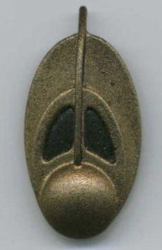 Star Trek Deep Space 9 (DS9) Bajoran Communicator / Comm Badge Pin