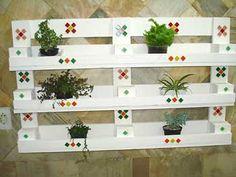 Soluções para jardim e plantas no Mural da Vila | Vila do Artesão