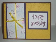 Happy Birthday Birthday Greeting Card  by Kustomcardsandmore, $2.50