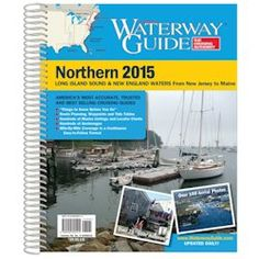 Dozier's WGN015 Waterway Guide 2015 - Northern - Cape May through Maine