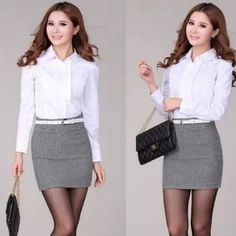 Women Cute Letters Badge Patch Striped Shirts Long Sleeve Turn Down Collar Loose Blouse Las Office Wear Tops Blusas