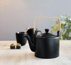 Teekanne Black Tea Pikee von Asa Selection. #coledampfs #teekanne #blackteacollection #asaselection #blacktea #teatime #tee