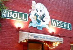 Boll Weevil has amazing food, but there cakes are some of the best.