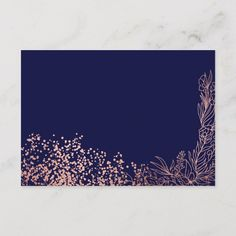 Shop Rose gold confetti floral wedding direction enclosure card created by girly_trend. Gold Glitter Paint, Rose Gold Glitter, Rose Gold Wallpaper, Pink Wallpaper Iphone, Chic Wedding, Floral Wedding, Elegant Wedding, Wedding Directions, Rose Gold Ombre