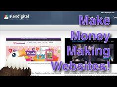 Make Money, Making Websites - Be a Web Designer (sort of)