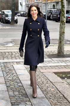 Image result for kronprinsesse mary daytime fashion 2017