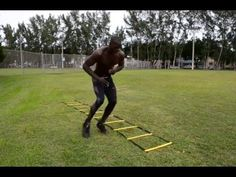 25 Agility Ladder Drill for Elite Performance Soccer Training Drills, Soccer Drills For Kids, Soccer Coaching, Soccer Tips, Tennis Workout, Squat Workout, Gym Workout Tips, Agility Ladder Drills, Ladder Workout