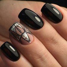 #blacknails #inspiration
