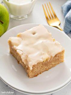 Apple Sheet Cake Recipe, Sheet Cake Recipes, Sheet Cakes, Easy Sugar Cookies, Sugar Cookies Recipe, Cookie Recipes, Sonic Cherry Limeade, Great Desserts, Apple Desserts
