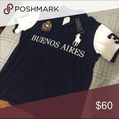 Brand new mens ralph Lauren Argentina polo Brand new unworn Polo by Ralph Lauren Shirts Polos