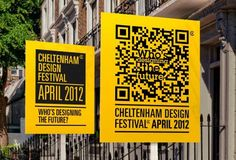 IDEA: are estate agents using QR codes on For Sale signs to give customers a preview of the premises?
