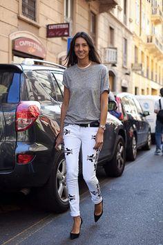 Geraldine Saglio. rackkandruin.blogspot
