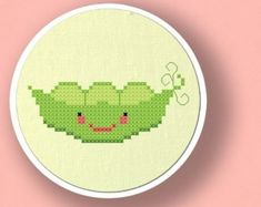 Rolling out Sweets. Baking Cross Stitch PDF Pattern por andwabisabi