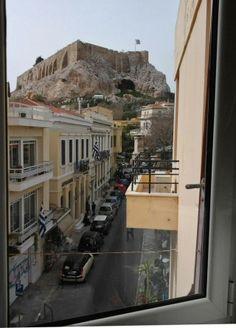Η θέα από ακόμη 43 αθηναϊκά παράθυρα -  Ακρόπολη