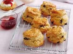 Mary Berry shares her easy recipe for fruit scones, plus read her tips for making the best scones.