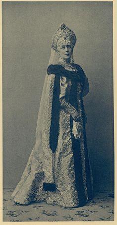 Makarova (Jakimovskaya) Capitolina / Макарова (Якимовская) Капитолина Николаевна (1850 - 1946)