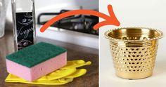 Bra Hacks, Home Room Design, Good Housekeeping, Cleaning Hacks, Coffee Maker, Homemade, Tableware, Diy, Bra Tips