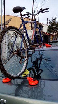 Transbike - Rack De Bicicleta De Ventosa, Novidade -original - R$ 450,00 no MercadoLivre
