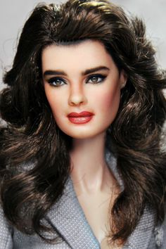 Brooke Shields doll