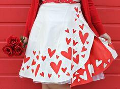 Queen of Hearts ColorShot DIY Dress | iLoveToCreate