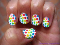mani-twister nails... love so going to do this to my nails
