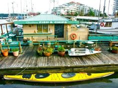 Nanaimo, BC---great place for lunch--- Best Places To Travel, Great Places, Places Ive Been, Places To Go, Vancouver Seattle, Vancouver Island, Visit Barbados, Best Fish And Chips, Western Canada