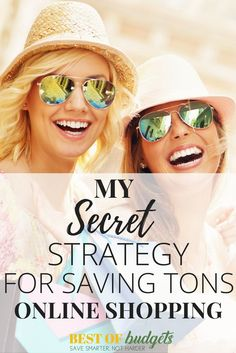 My Secret Strategy for Saving Tons Online Shopping | Today, we're going to talk online shopping savings! Online shopping is totally one of my obsessions, a healthy one for sure, I try not to overdo it. How easy is it to just hop on the Internet, browse goods, and purchase with just a few clicks? I've been online shopping forever, especially for clothes. If …bestofbudgets.com