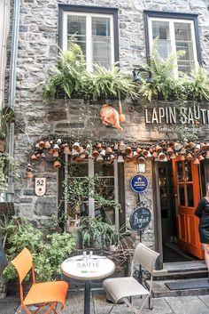 rue_champlain_quebec_canada_lapin_saute Chute Montmorency, Le Petit Champlain, Montreal Quebec, Canada, Patio, Outdoor Decor, The Neighborhood, Terrace, Porch