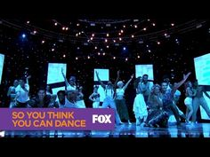 SO YOU THINK YOU CAN DANCE | Top 18 Group Performance: Top 18 Perform + Elimination - YouTube
