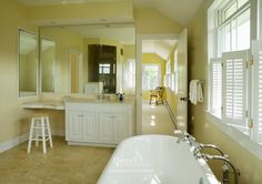 Bathroom Renovations and Additions--esigner : Howell Custom Building Group  Photographer : Eric Roth