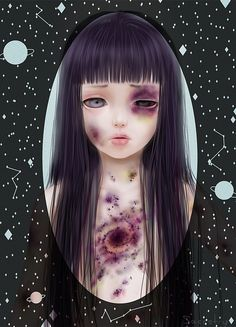 Digital Illustrations by Saccstry I love Saccstry's art, it's absolutely amazing. She has such a wonderful style!