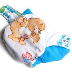 Birthday Bear #CareBears Cloth Diaper by #Honeybuns