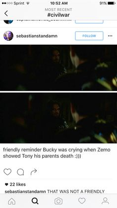 He was? Omg I never noticed that. It's understandable though, because he did kill HOWARD, his friend. And they were innocent. (Like all the other people he killed...) This makes the scene even more heartbreaking... ;-;