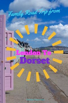 Tips for a family road trip from London to Dorset