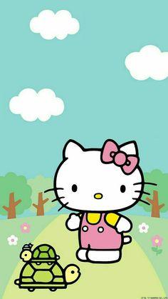 (notitle) iPhone X Wallpaper 567946203005657401 Hello Kitty Art, Hello Kitty Birthday, Sanrio Hello Kitty, Hello Kitty Backgrounds, Hello Kitty Wallpaper, Summer Backgrounds, Hello Kitty Pictures, Kitty Images, Cute Animal Drawings