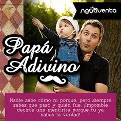 ¡Papá Adivino!
