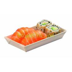 Eco Wedding Sushi Dish