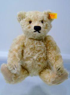 "NEW TEDDY BEAR PLUSH IN BLACK FIREMANS UNIFORM FIREFIGHTER 12/"""
