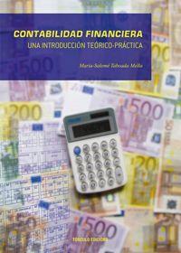 Contabilidad financiera : una introducción teórico-práctica / María-Salomé Taboada Mella (2008) A-CO-82