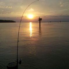 Eastern shore fishin
