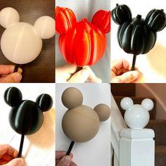 Disney Ideas, Disney Diy, Disney Crafts, Disney Mickey, Mickey Mouse, Disney Kitchen Decor, Disney Bathroom, Disney Home Decor, Disney House