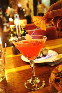 T & Serendipity: Piza e Vino