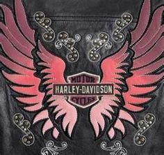 Pink Harley Davidson Wings #HDNaughtyList @Laura Harley-Davidson @Harley-Davidson