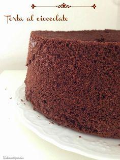 .: Torta al cioccolato fluffosa....
